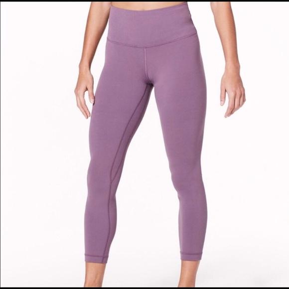 97c63b5b14 lululemon athletica Pants | Lululemons Align Pant Ii 25 | Poshmark